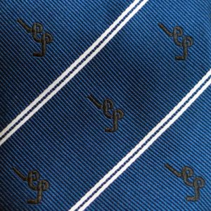 Custom Logo Neckties woven to your own Design