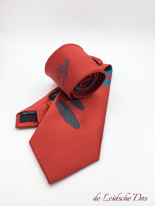 Club Necktie with Club Logo