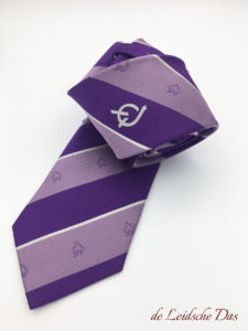 Club Neckties with Club Logo