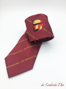 Ties with Logo