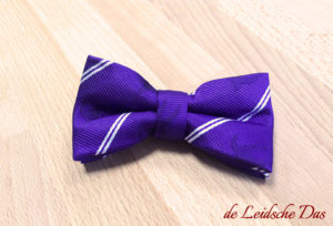 Custom Made Bow Tie with Logo
