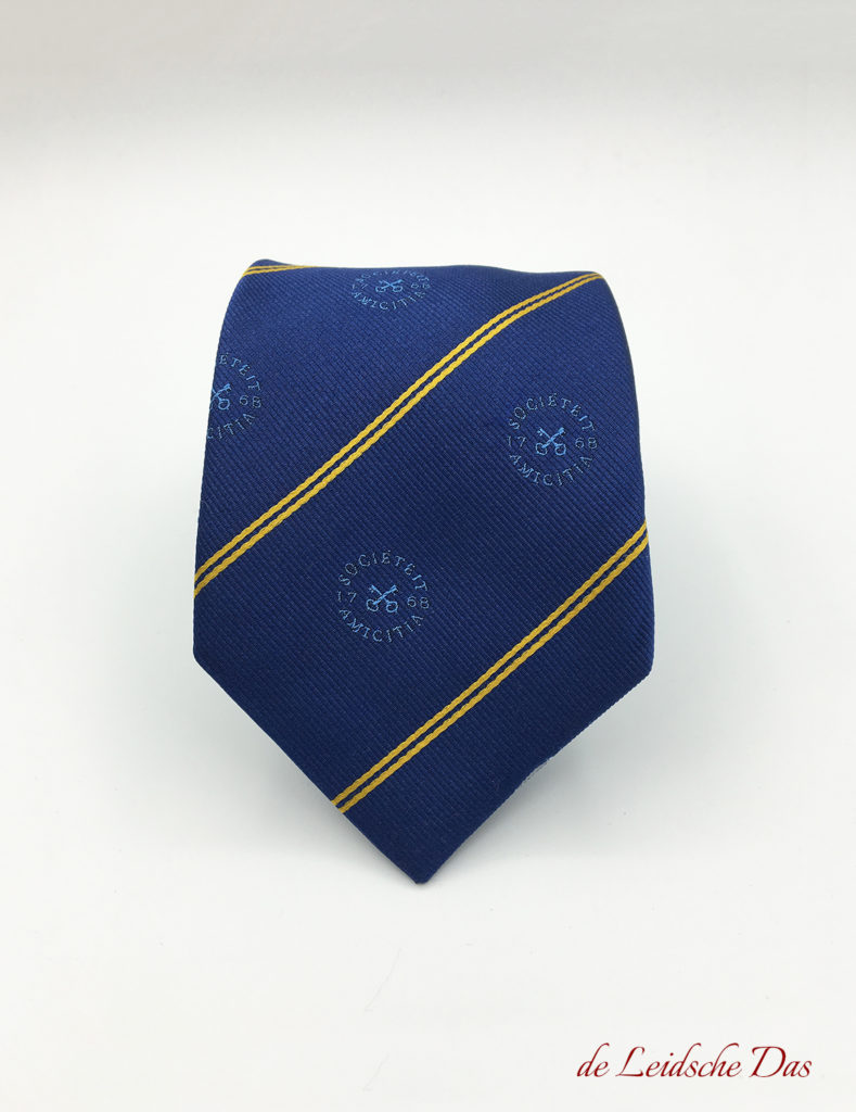 b9e126f45b3c de Leidsche Das - Corporate Ties made to your Design - Neckties with Logo -  de Leidsche Das
