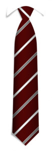 Neckties Patterns Tie with Logo