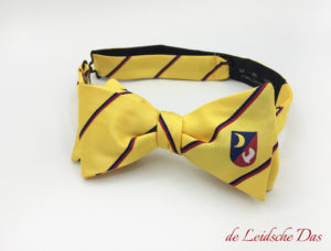 Woven Bow ties with Logo