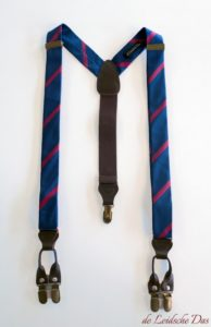 Custom Suspenders with your Logo